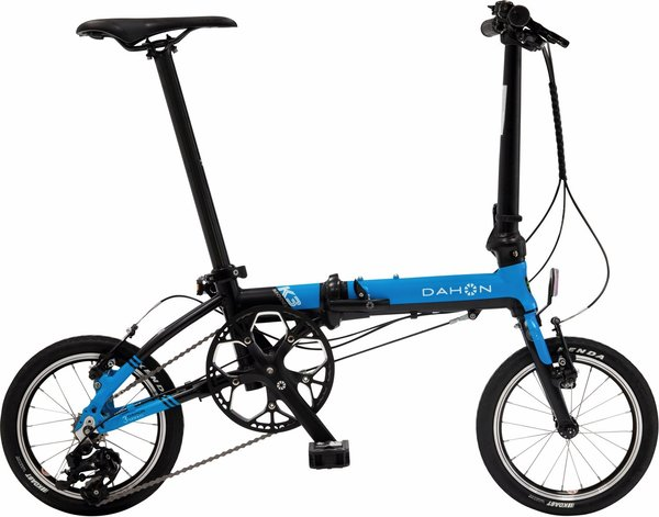 "DAHON K3 14"" speed blue"