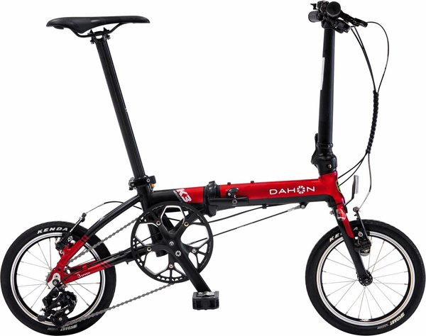 "DAHON K3 14"" racing red"