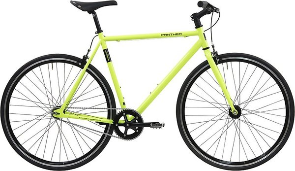 Panther Modena Singlespeed bright green