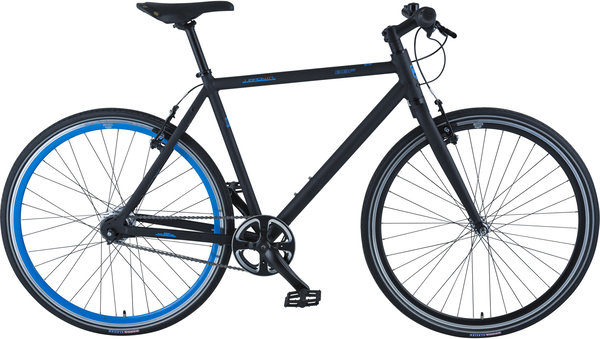 BBF Urban 1.0 7NX speed black