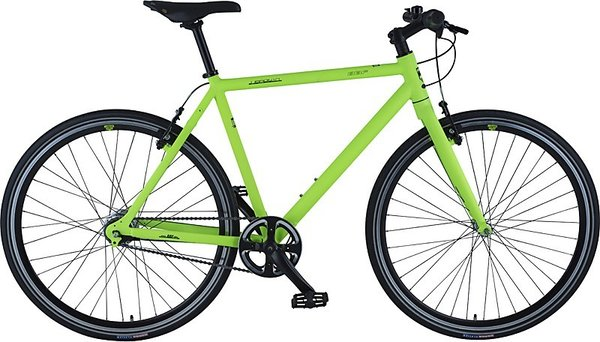 BBF Urban 1.0 7NX crazy green