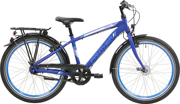 "Panther Jimmy 24"" MTB 7-Gang sea blue"