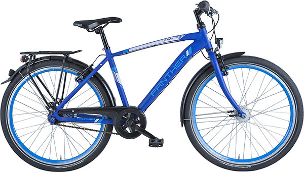 "Panther Jimmy 26"" MTB 7-Gang sea blue"